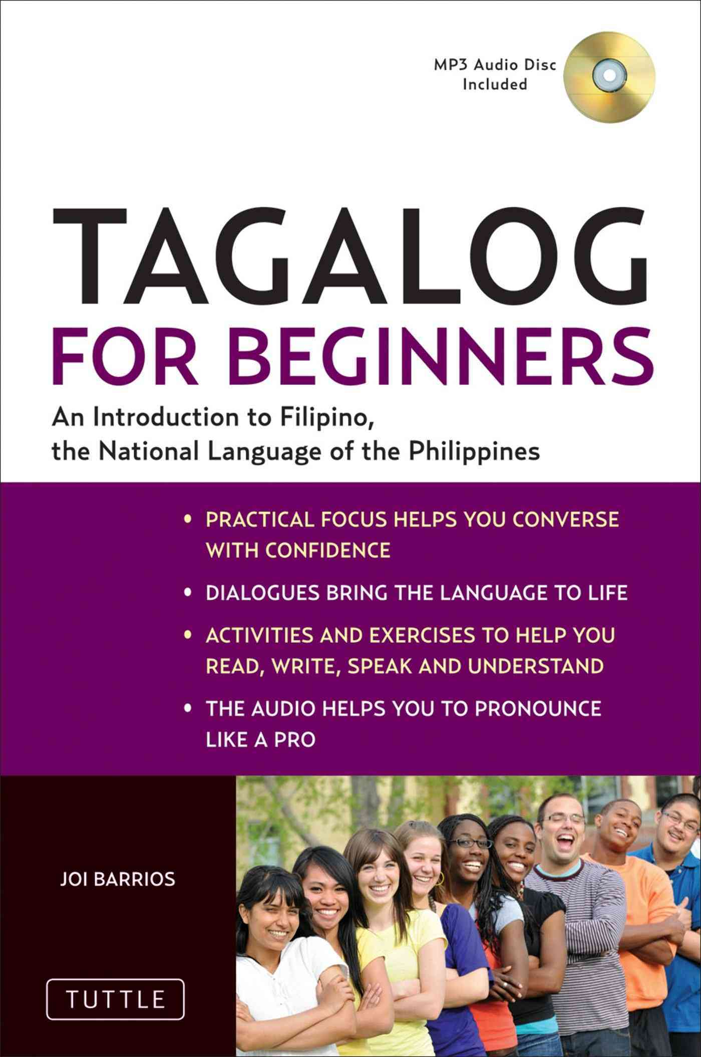 Tagalog for Beginners By Barrios, Joi
